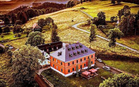 Národní park České Švýcarsko: Wellness Hotel Zámeček