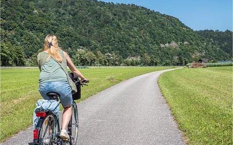 Výlet na kole z Prahy do Vídně