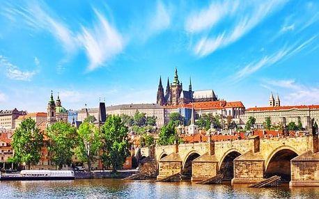 Skip-the-line vstup do Pražského hradu (vyzvednutí v 12:05 hod.)