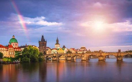 Pražské vyhlídky: soukromý 3hodinový cyklovýlet