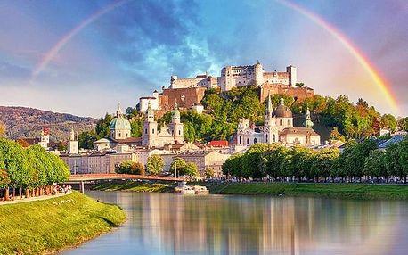Letecký výlet do Salzburgu – Redbull muzeum