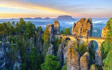 Nenáročná túra národním parkem České Švýcarsko