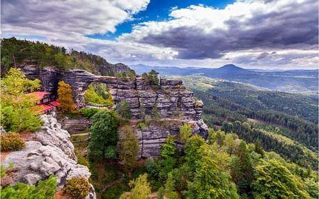 Celodenní túra národním parkem České Švýcarsko