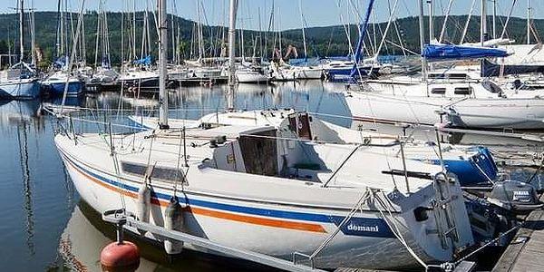 Kurz jízdy na plachetnici s instruktorem: Lipno