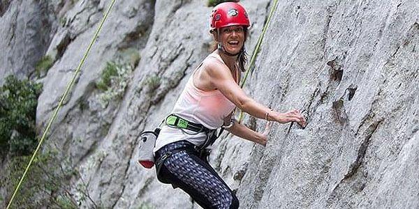 Základy skalního lezení s instruktorem v Českém krasu