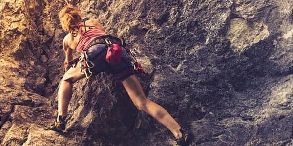 Celodenní kurz lezení pro pokročilé