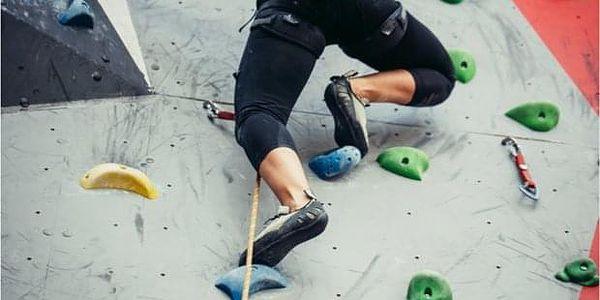Hodina lezení na umělé venkovní stěně v Janských Lázních