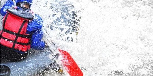 Kurz přežití na divoké vodě v Roudnici nad Labem