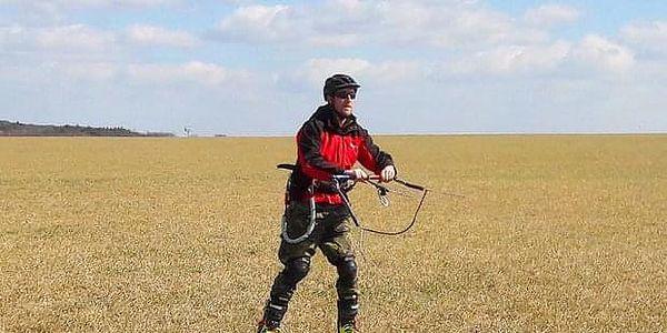 Jednodenní kurz landkitingu v Brně