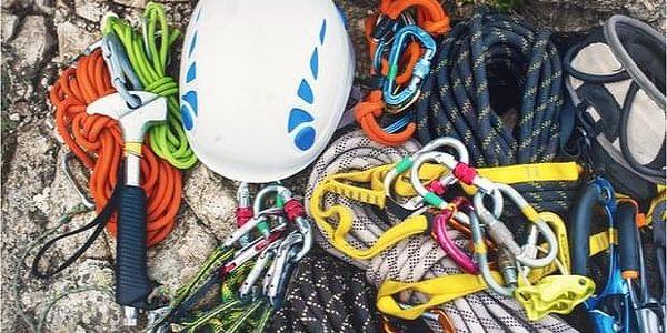 Celodenní kurz lezení: Jak na správné jištění