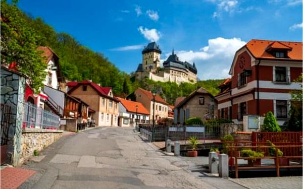 Výlet na elektrokole z Prahy na Karlštejn