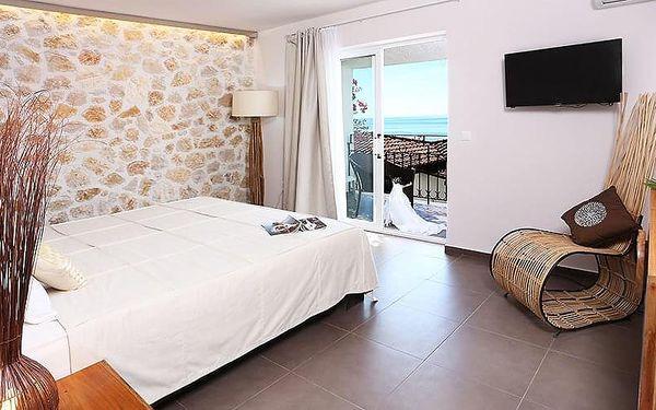 Hotel Pantokrator, Korfu, letecky, polopenze2