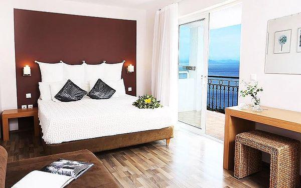 Hotel Pantokrator, Korfu, letecky, polopenze3