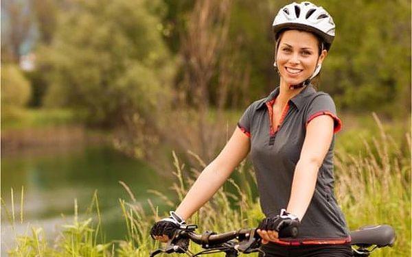 Zapůjčení dámského kola Merida Crossway 20-V Lady ve Valticích