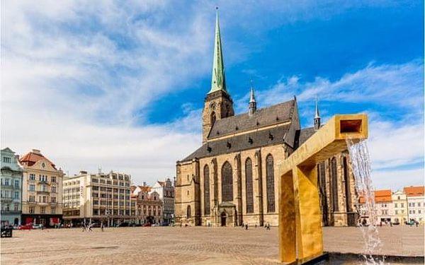 Procházka Prahou a výlet do pivovaru Plzeňský Prazdroj