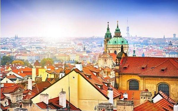 Procházka po Malé Straně v Praze