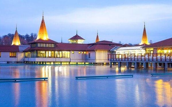 Maďarsko: Penzion Andrea *** se vstupem k termálnímu jezeru Hévíz, neomezeným wellness a polopenzí
