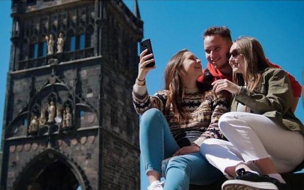 Náročná únikovka po pražských zajímavostech: V zakletí času