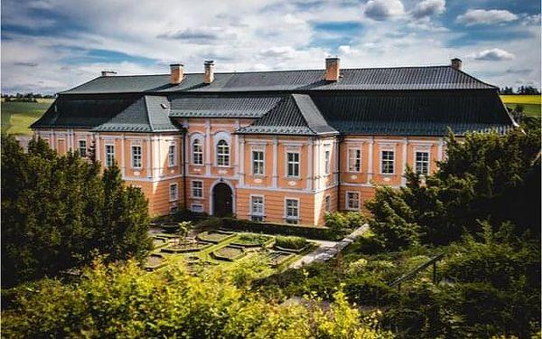 Autobusový výlet na zámek Nové Hrady a hrad Rožmberk