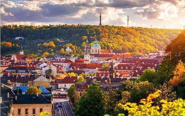 Soukromá prohlídka Prahy: elektrokolo, segway a taxi