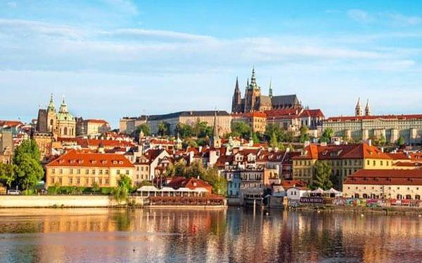 2 hodinová procházka po nejlepších památkách Prahy