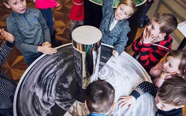 Rodinná vstupenka: Muzeum iluzivního umění a trick-artu