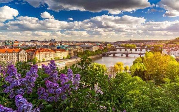 Velká prohlídka Prahy: elektrokolo, segway a taxi