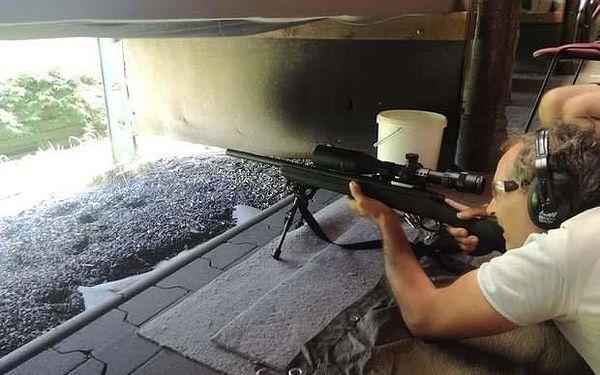 Střelecký kurz Sniper basic