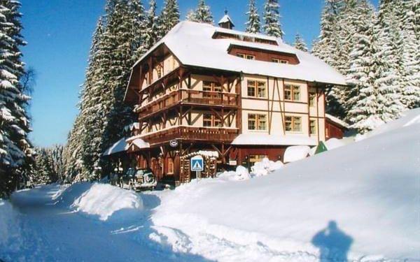Za krásou šumavské přírody v Hotelu Modrava