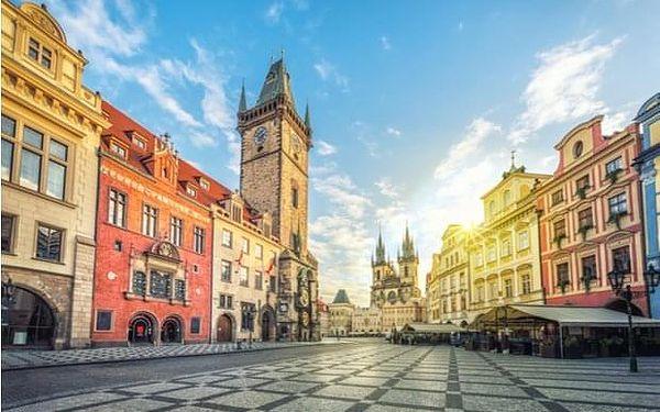 Soukromá 1,5h vyjížďka na e-koloběžce do centra Prahy