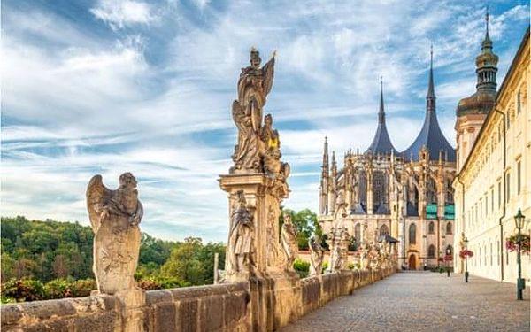 Soukromá procházka po Praze s obědem a výletem do Kutné Hory