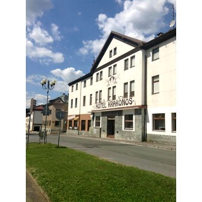 Rokytnice nad Jizerou, Liberecký kraj: Hotel Krakonos