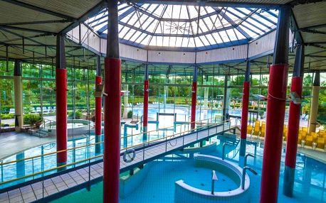 Radenci, hotel Izvir**** s termálním světem