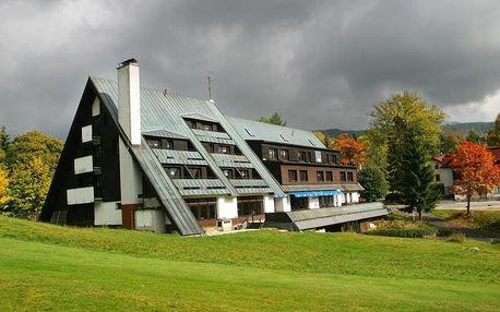 Krkonoše: Hotel Šedý vlk