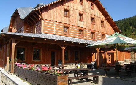 Krkonoše: Horsky hotel Stumpovka