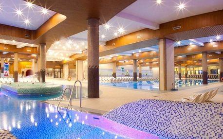 Karpacz, hotel Golebiewski**** v blízkosti krkonošské přírody