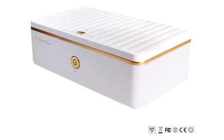 Basic-X Sterilizační box s ozónem, bílá