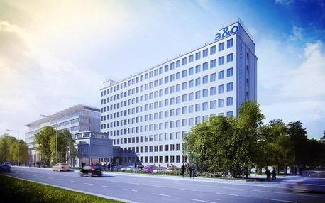 Pobyt v polské metropoli Varšava v nově otevřeném hotelu