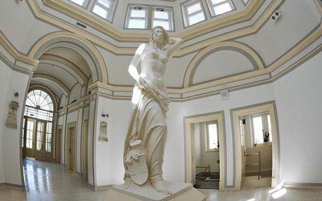 Rimske Toplice, nový hotel Rimski Dvor**** s wellness a římskými lázněmi