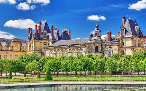 Paříž, Versailles, Vaux-le-Vicomte a nejkrásnější zámky na Loiře