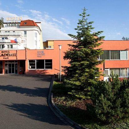 Střední Čechy: Hotel Akademie