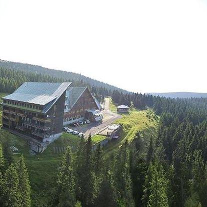 Lázeňská obec Karlova Studánka: Sporthotel Kurzovní pod Pradědem