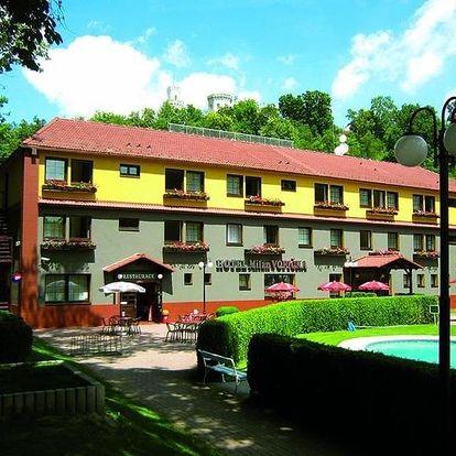 Hluboká nad Vltavou, Jihočeský kraj: Hotel Milan Vopicka