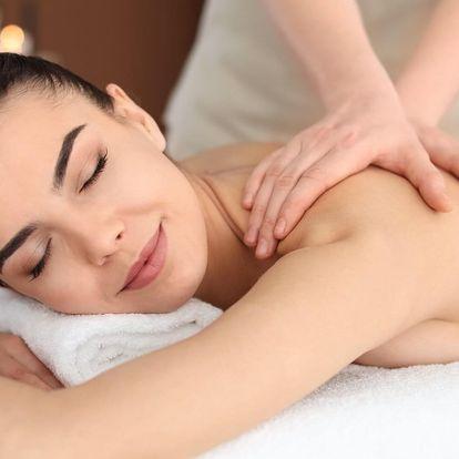 80 minut relaxu: nejluxusnější masáže Salonu Elite