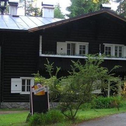 Národní park České Švýcarsko: Chata Tokáň