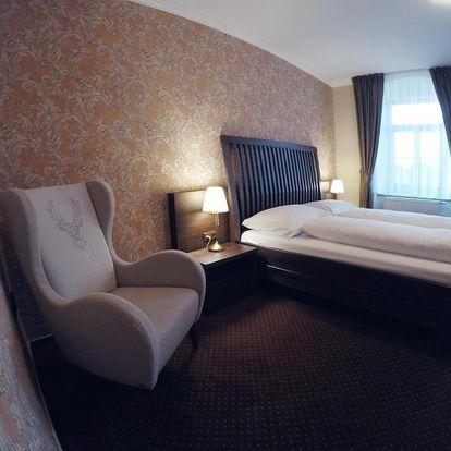 Orlické hory: Hotel Orličan