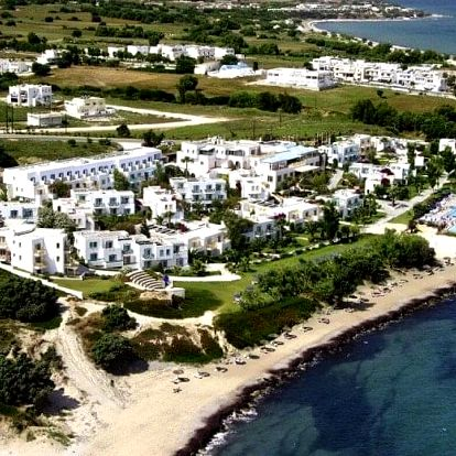 Řecko - Kos letecky na 8 dnů, polopenze