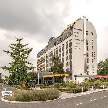Praha a okolí: Wellness Hotel STEP