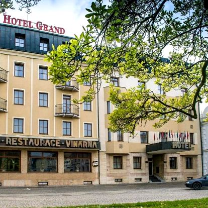 Jižní Morava: Hotel Grand