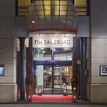 Rakousko - Salzburg na 4-14 dnů, snídaně v ceně